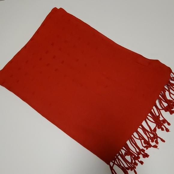 Vintage Accessories - Bentley scarf 28x78